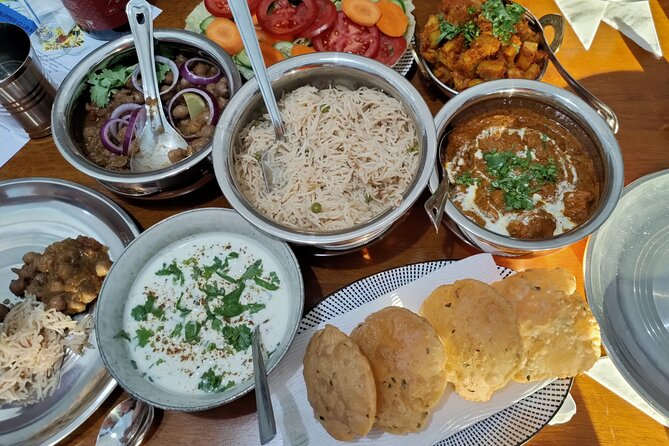 Private Home Style Indian Dining Experience