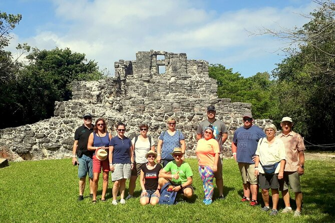 Cozumel Mayan Ruins and Beach: Private Tour