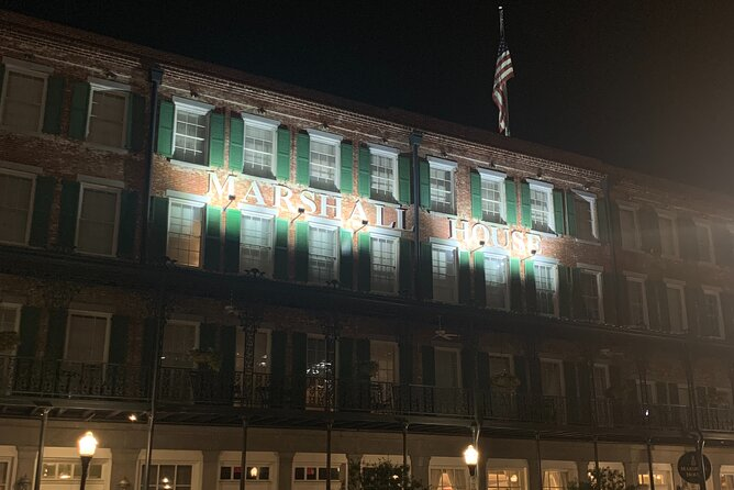 Ghosts of Savannah Self-Guided Haunted Tour