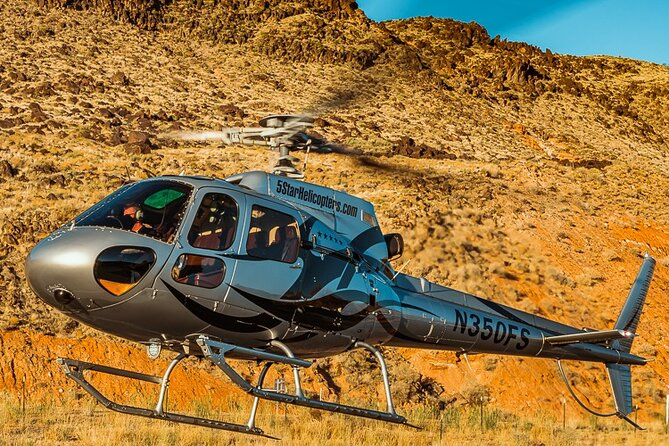 55 Mile Helicopter Tour of Zion National Park