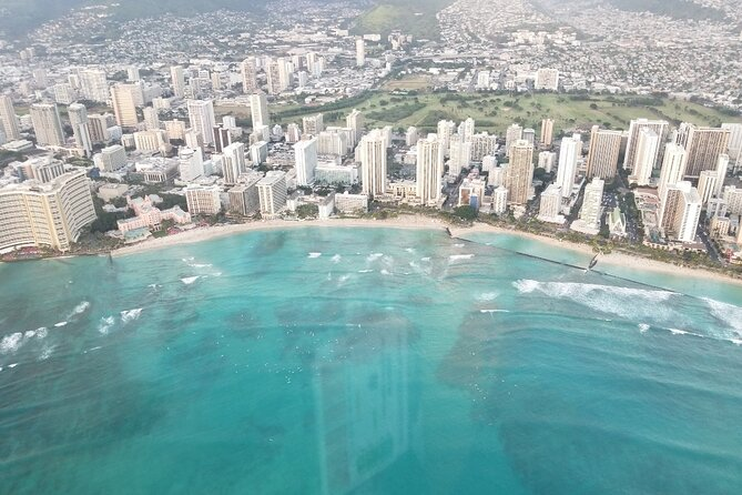 Oahu South Shore 25-Minute Experience