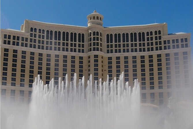 The Ultimate Vegas Strip 2-Hour Guided Walking Tour