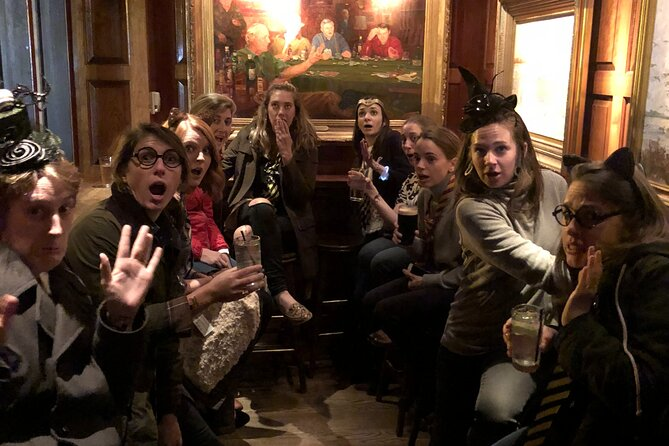 Haunted Charlotte Ghost and Pub Walking Tour
