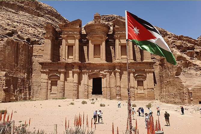Full-Day Petra Tour from Dead Sea