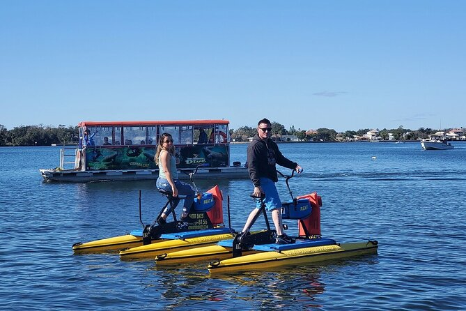 Water Bike Rental in Crystal River