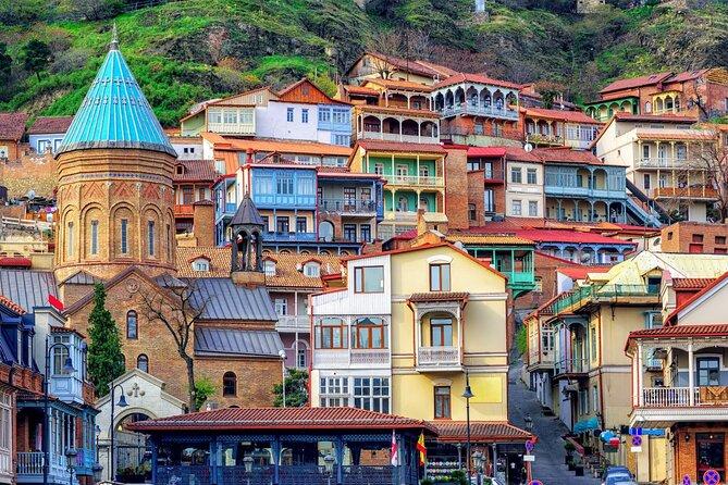 3 day Tour package in Georgia (Tbilisi-Mtskheta, Kazbegi ,Uplistsikhe,)