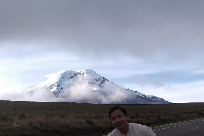 Full-Day Shared Excursion to Chimborazo Volcano from Guayaquil