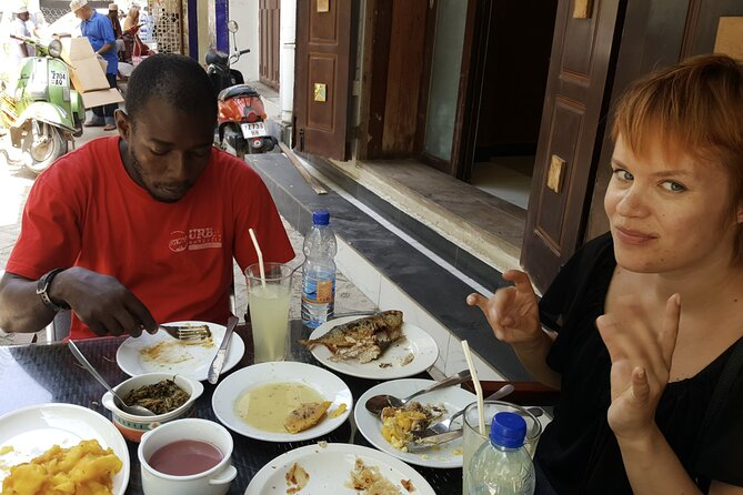 Private Food Culture Tour in Stone Town