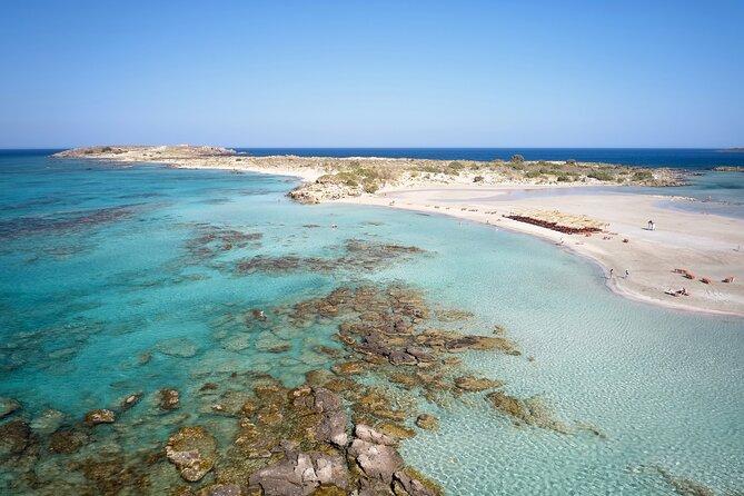 Elafonisi Beach and Cretan Mainland Full Day Tour