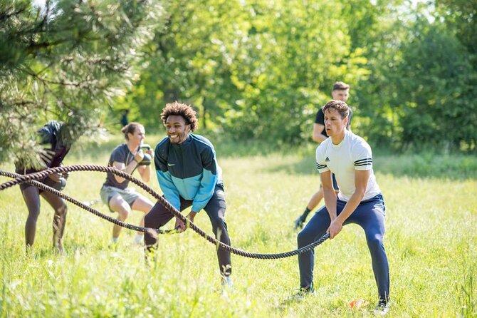 Private Sports Session in Parc de la Villette in Paris