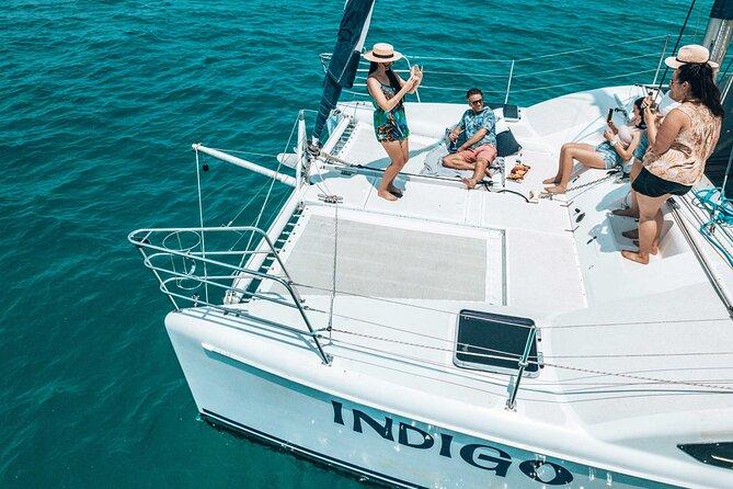 5 Night Bareboat Yacht Hire Onboard Indigo