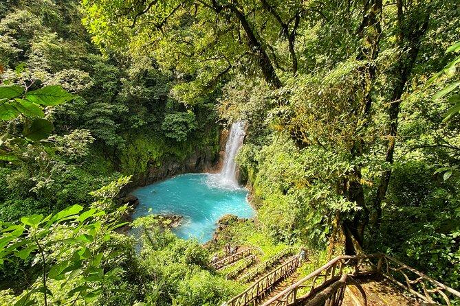 Rio Celeste / Blue River Hike @ Volcán Tenorio National Park