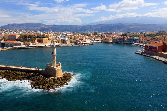 Chania Old Town Half Day Private Tour + Mountain Restaurant