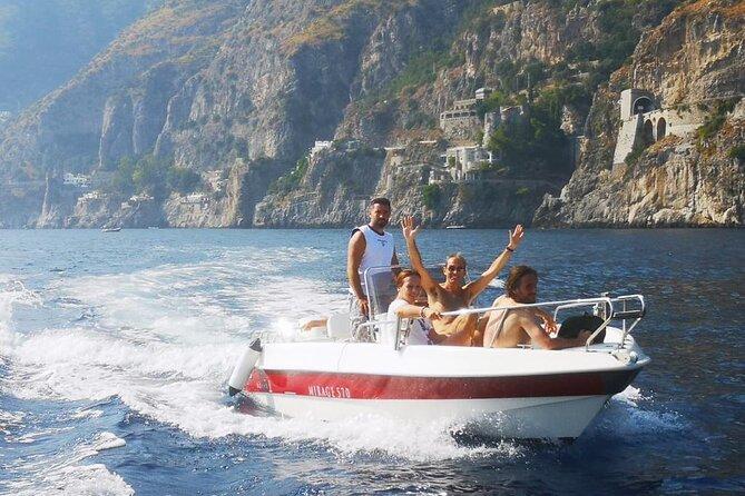 Full Day Boat Tour of the Amalfi Coast