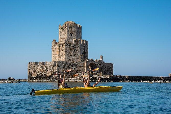 Sea Kayak Methoni