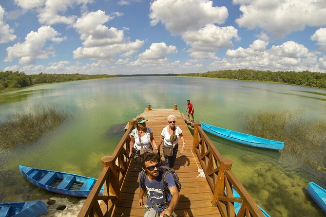 Zip lining and Canoe Mayan Experience in Tulum