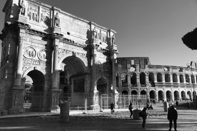 Golf Cart Private Tour of Rome (3h/5h/7h) with Driver & Tour Guide