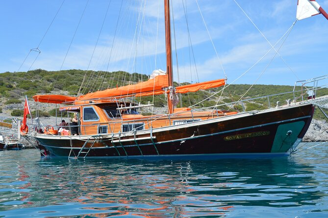 Full-Day Private Boat Cruise from Bodrum