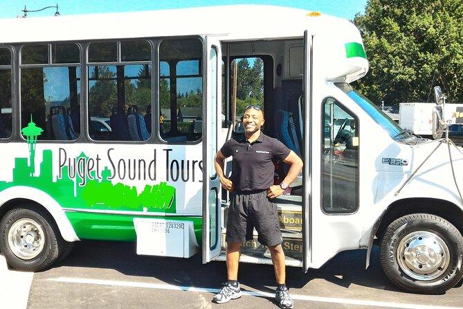 3 - 4 Hour Seattle City Tour