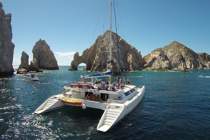 Snorkel with open drinks and lunch in CABO