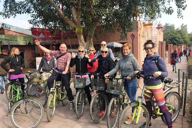 Taj Nature And Country Side Bike Tour
