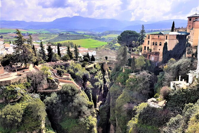 Ronda private half day trip from Marbella or Malaga