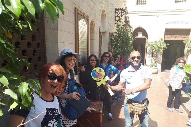 Full Day Coptic cairo and Saint Simon Church