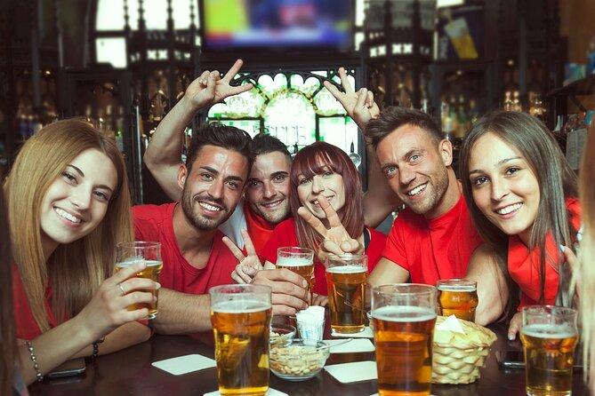 Private Newcastle Pub Tour