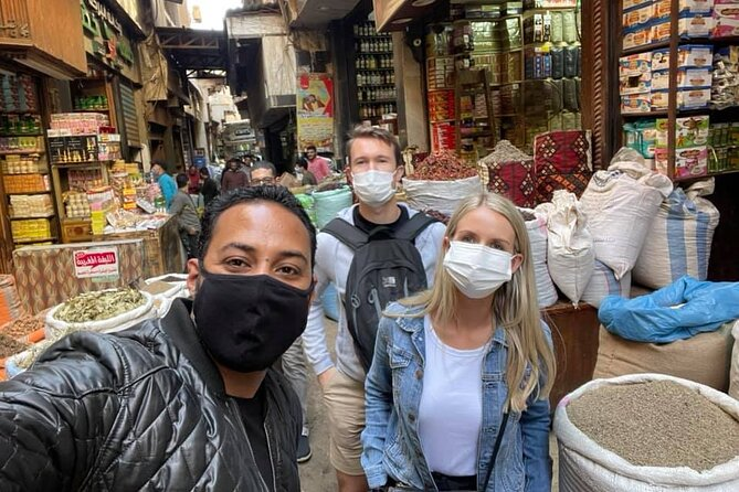 Cairo Half day tours to Old Markets and Local Souqs