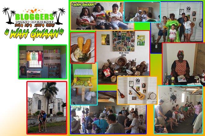 """Jamaica Interactive """"Wah Gwaan"""" Food & Dance Culture Tour"""