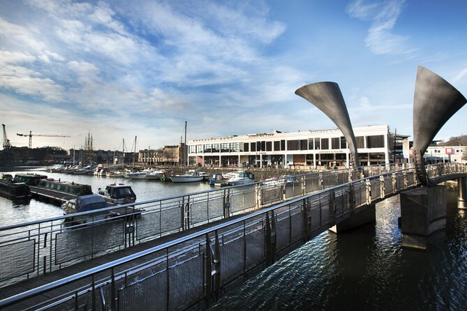 Private Guided Walking Tour of Bristol Old City and Harbour