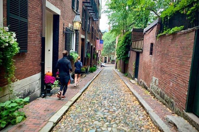 1-Hour Run through Boston