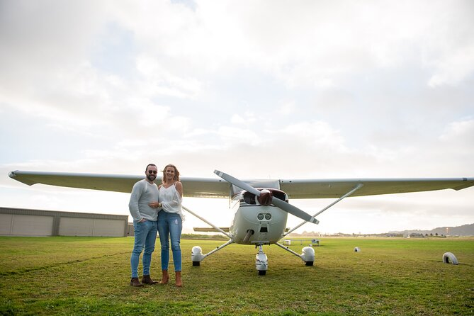Scenic Flight with Meal and Retreat at The Lost Spring
