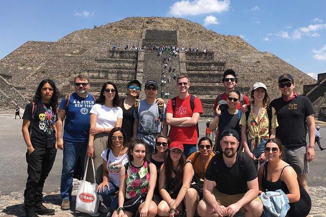 Teotihuacan, Tlatelolco, sanctuaire de la Guadalupe et dégustation de tequila