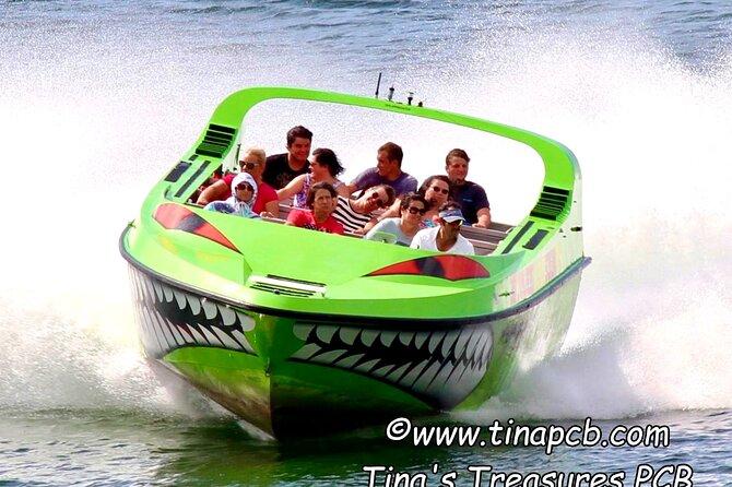 Scream Machine Thrill Ride at Panama City Beach