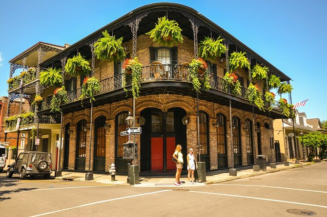 Private Walking Tour of the Garden District