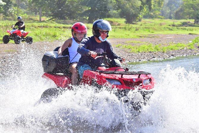 ATV River, Beach, Jungle Adventure and Crocodiles Hotspot from San Jose
