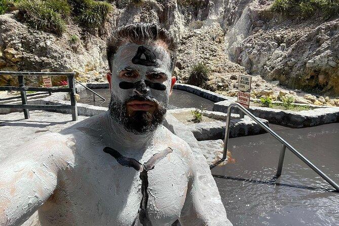Explore Saint Lucia   Piton   Mud bath   Drive-In Volcano   MGM Tour and Travel
