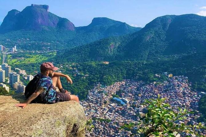 Private Hike At Two Brothers Hill Combined Vidigal Favela – Transport Included