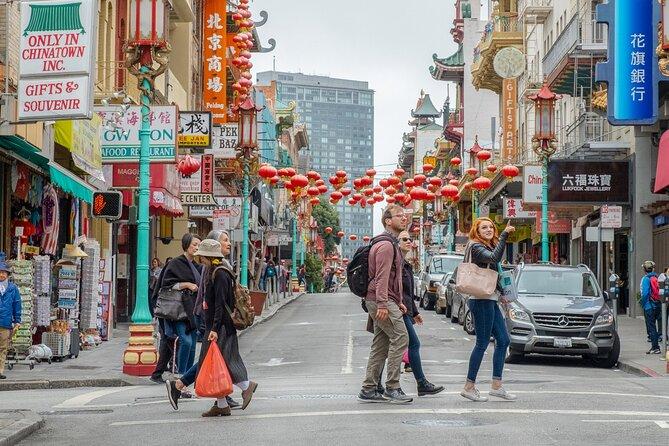 San Francisco in a Day: Golden Gate Bridge, Chinatown & Skyline Bay Cruise
