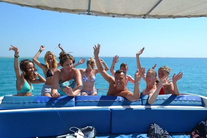Boat Trip 2 Snorkeling in Tiran Island Sharm el Sheikh