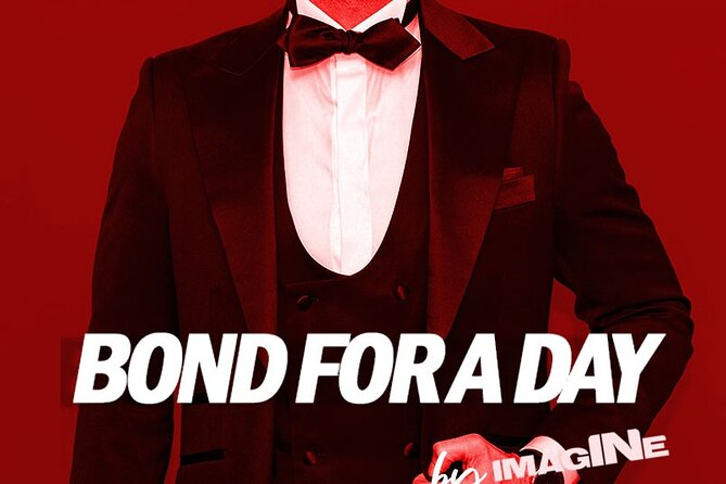 Bond for a Day London - A day in the life of the most famous Spy in The World