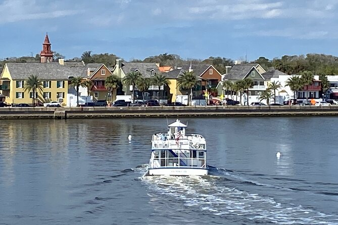 St Augustine Boat and Golf Cart Tour