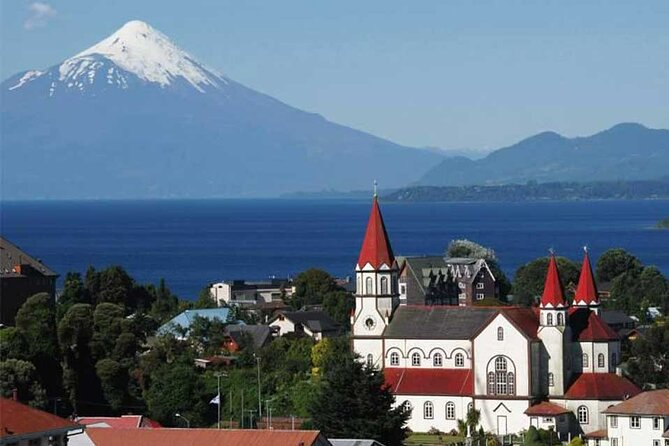 4-Day Private Tour of Chile's Lakes Region & Chiloe Island: Land of Volcanoes