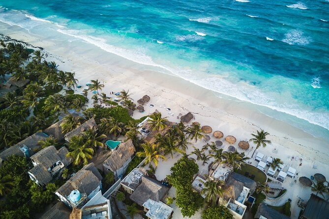 Tulum to Mahahual - Private Transfer with Optional Sightseeing