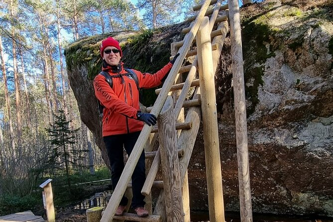 Best nature trails of Estonia in 1 day!