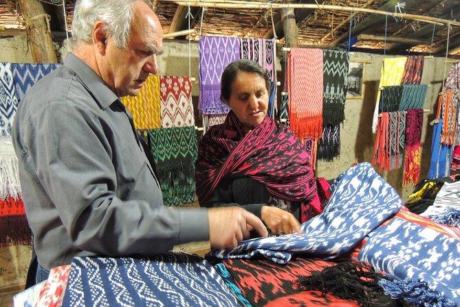 Gualaceo, Chordelg and Sigsig craft making villagues