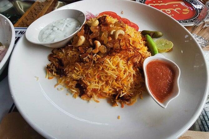 Private Dubai Street Food Tour .