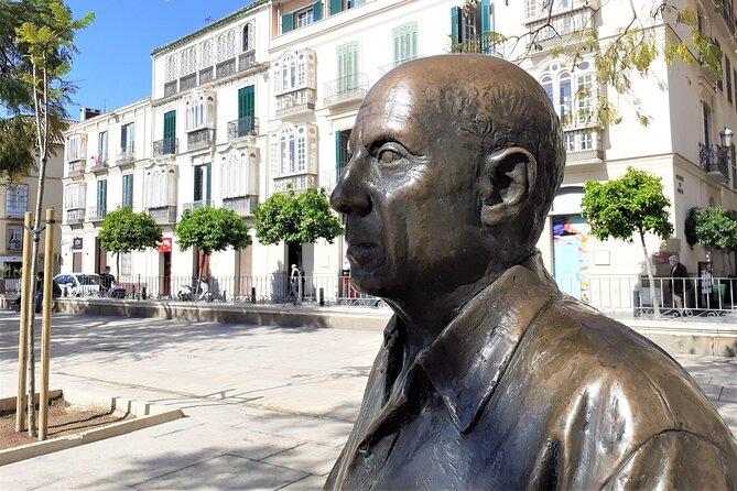 Privétour door de stad Malaga door Tours in Malaga