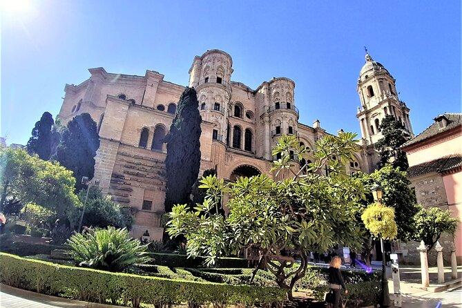 Malaga privé-halve dagtrip vanuit Marbella